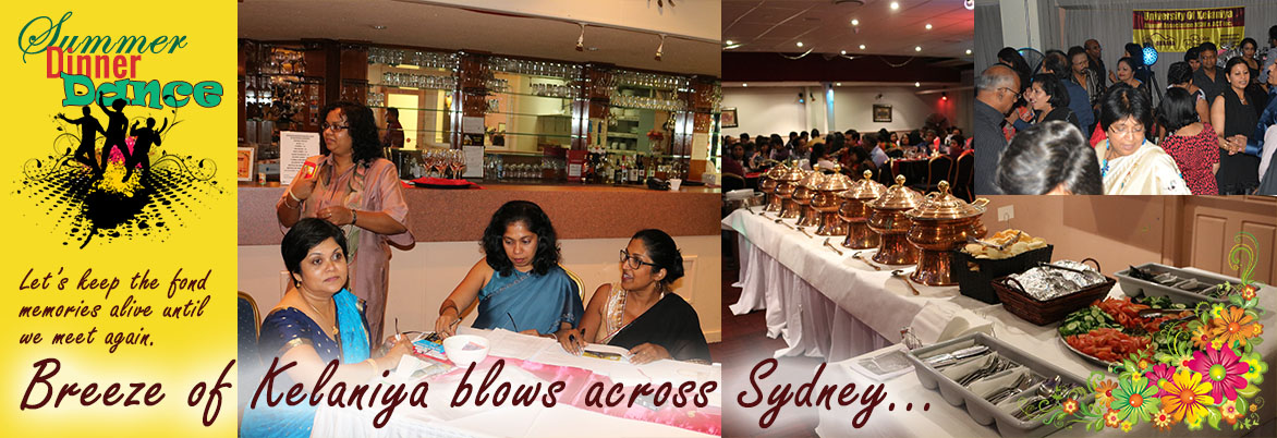 Breeze of Kelaniya blows across Sydney